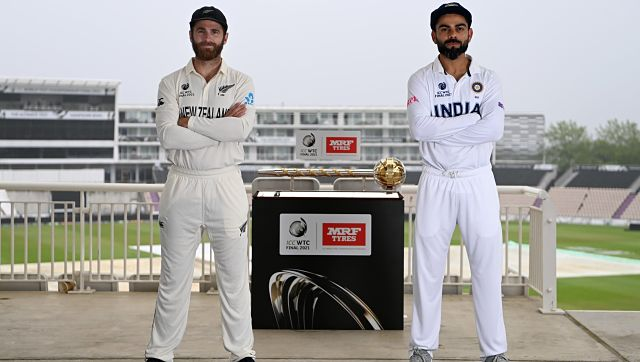 Highlights, India vs New Zealand, WTC Final Day 2 at Southampton, Full  Cricket Score: Play called off, India head to stumps on 146/3 -  Firstcricket News, Firstpost