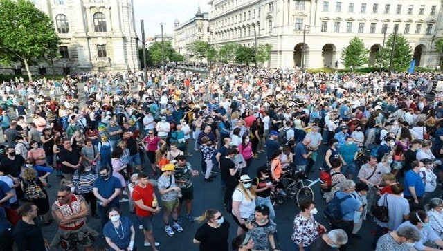 Why Hungarians are protesting a plan to build China's Fudan University campus in Budapest-World News , Firstpost