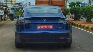 Tesla Model 3 spied on test in Pune, India launch expected towards the end of 2021- Technology News, Gadgetclock