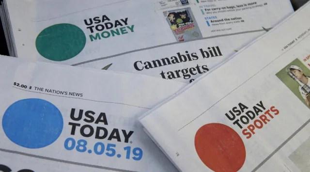 USA Today fights FBI subpoena seeking records on readers of Florida shooting story-World News , Firstpost