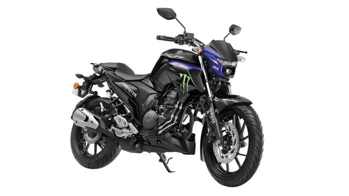 The Yamaha FZ25 MotoGP Edition is priced at Rs 1,36,800, which is exactly Rs 2,000 more than the standard Yamaha FZ25. Image: Yamaha