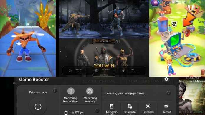I was able to play games on the Galaxy M42 5G without any lag or stutter but a high resolution display would have made a game like Mortal Kombat more fun. Image: Nandini Yadav