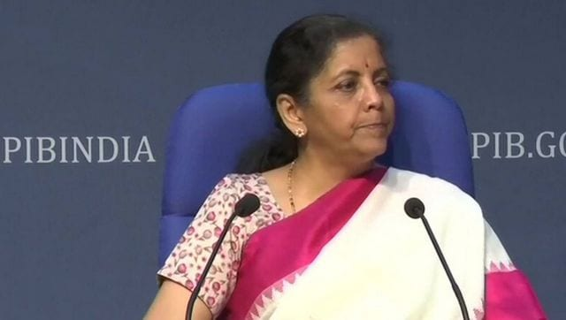 Nirmala Sitharaman's LTC, festival schemes for Central employees cue for states to fix their finances
