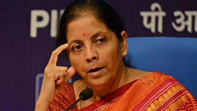 NSE glitch cost India immensely, clear roadmap needed for seamless digital payments: Nirmala Sitharaman