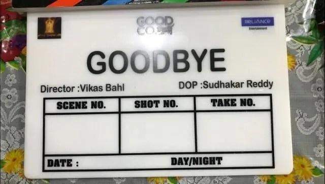 Amitabh Bachchan, Rashmika Mandanna's Goodbye, directed by Vikas Bahl, goes on floors, producer Ekta Kapoor announces