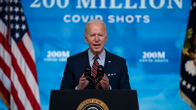 US is helping India 'significantly' in fight against COVID-19 second wave, says Joe Biden-World News , Firstpost