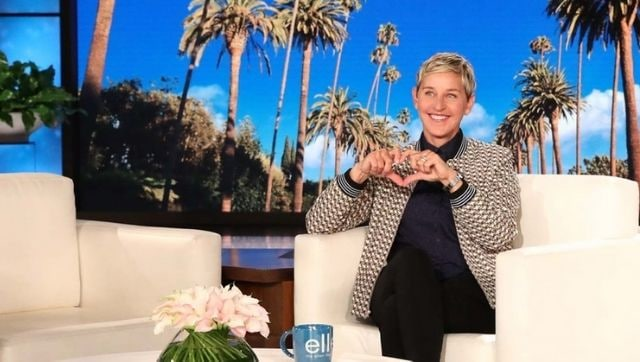 'Too orchestrated': Ellen DeGeneres discusses workplace misconduct allegations day after announcing talk show ending