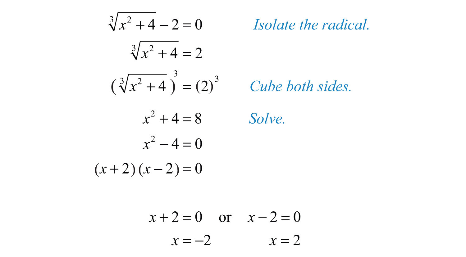Addition And Subtraction Of Radical Expressions Solver