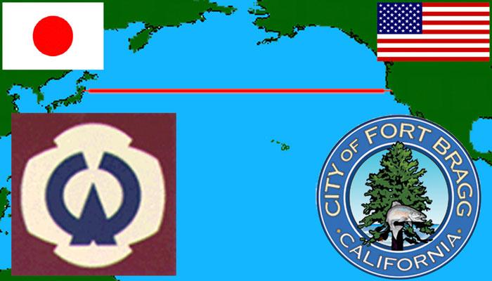 Sister Cities Otsuchi Fort Bragg