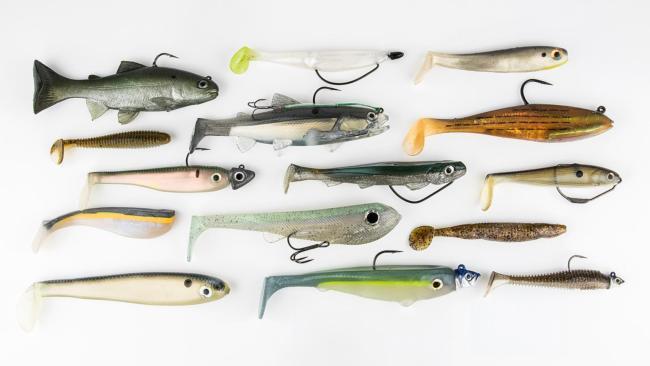 Fishing 101 Soft Plastic Swimbaits FLW Fishing Articles