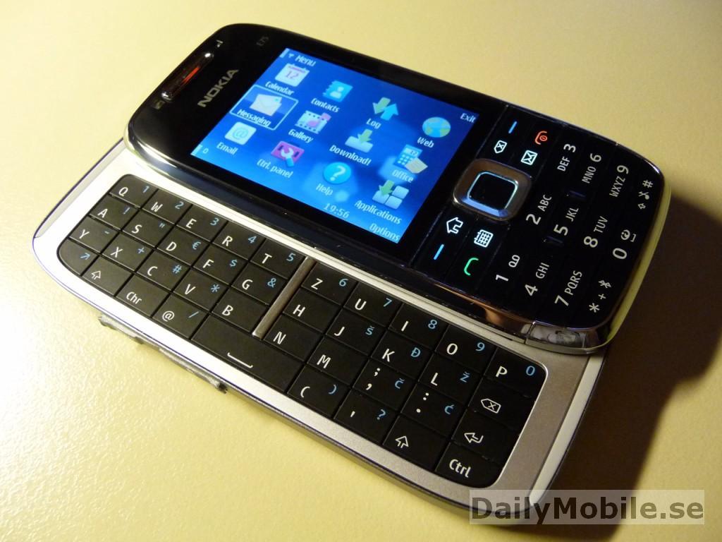 Nokia E75 05 Fone Arena