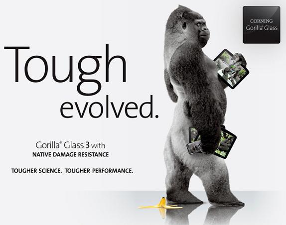 Image result for gorilla glass 3