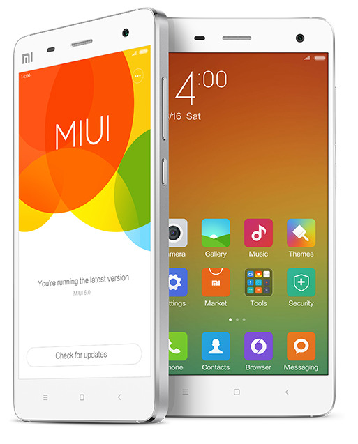Xiaomi introduces MIUI 6 with simple design and new features