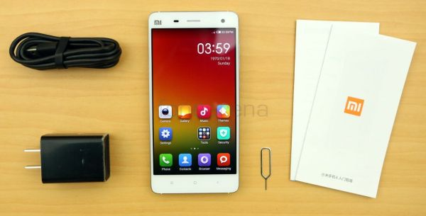 Xiaomi Mi 4 Unboxing
