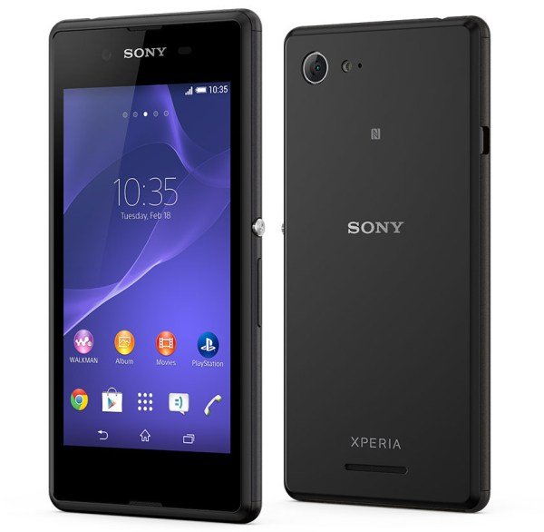 Sony Xperia E3 and E3 dual with Snapdragon 400 processor ...