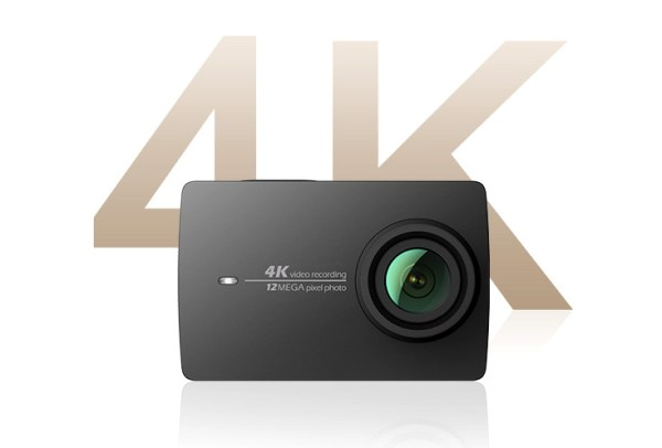 Xiaomi YI 4K action camera with 12MP Sony sensor announced
