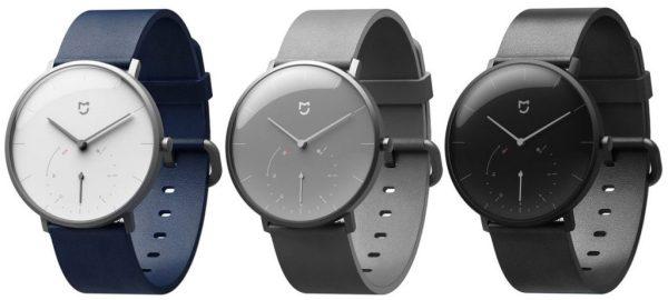 Xiaomi Mijia Quartz Watch Hybrid Smartwatch with up to 6 ...