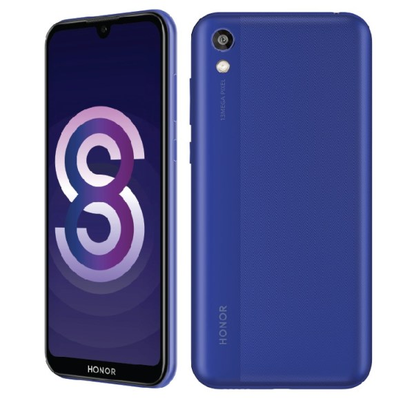 HONOR 8S with 5.71-inch Dewdrop display, Android Pie announced