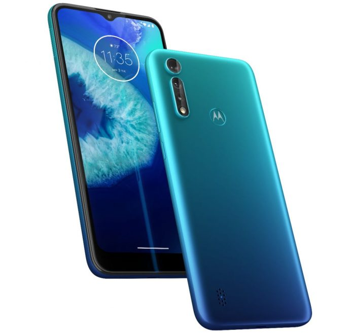 Moto G8 Power Lite with 6.5-inch 20:9 Max Vision display, triple ...