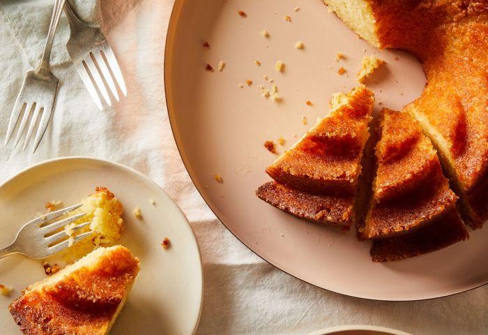 Maida Heatters Lemon Buttermilk Cake Recipe On Food52