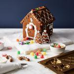 Italian Silicone Gingerbread House Mold