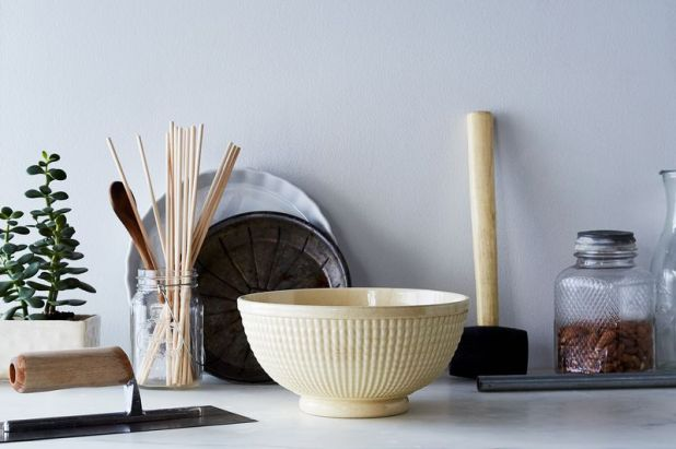 They add an edge to your kitchen decor, too!