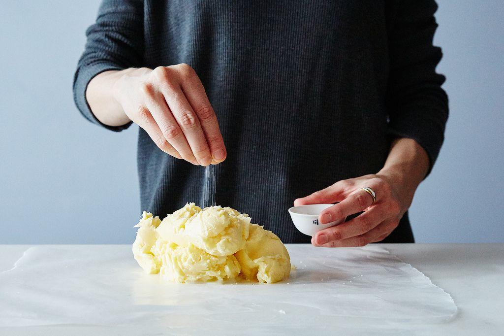 Beurre DIY par Food52