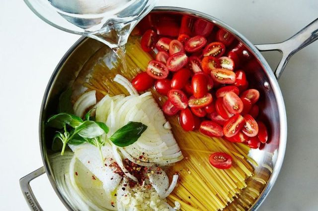 What Can You Add to Pasta Water (Besides Salt)?