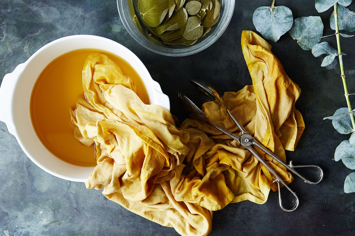 The Art Of Natural Dyeing 6 Colors To Start With