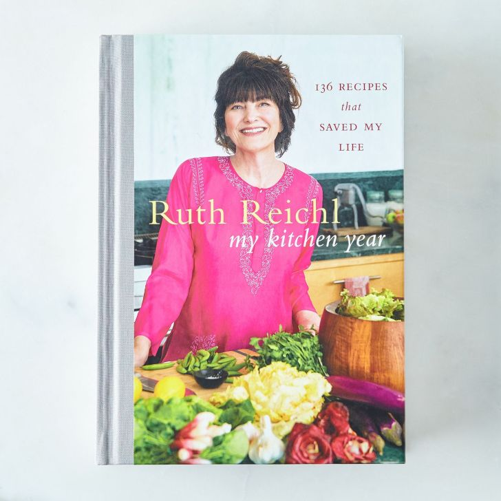 Kitchen Year Ruth Reichl Signed Copy Food52