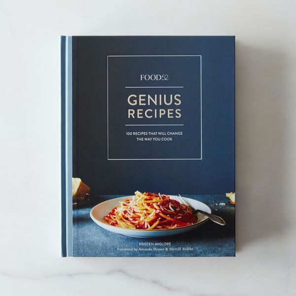 Signed Copy: Genius Recipes, by Kristen Miglore