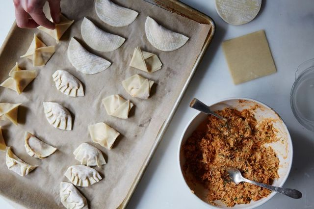 How to Make Dumplings Without a Recipe