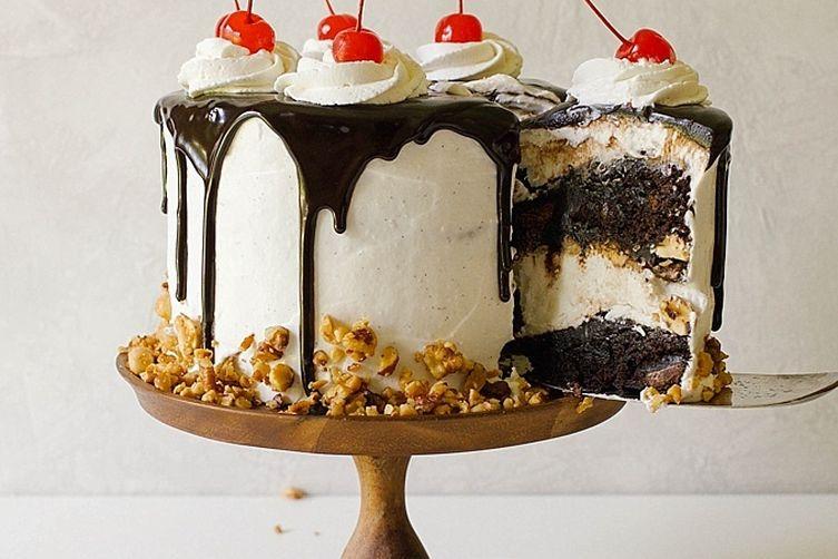 Ice Cake Pecans Box