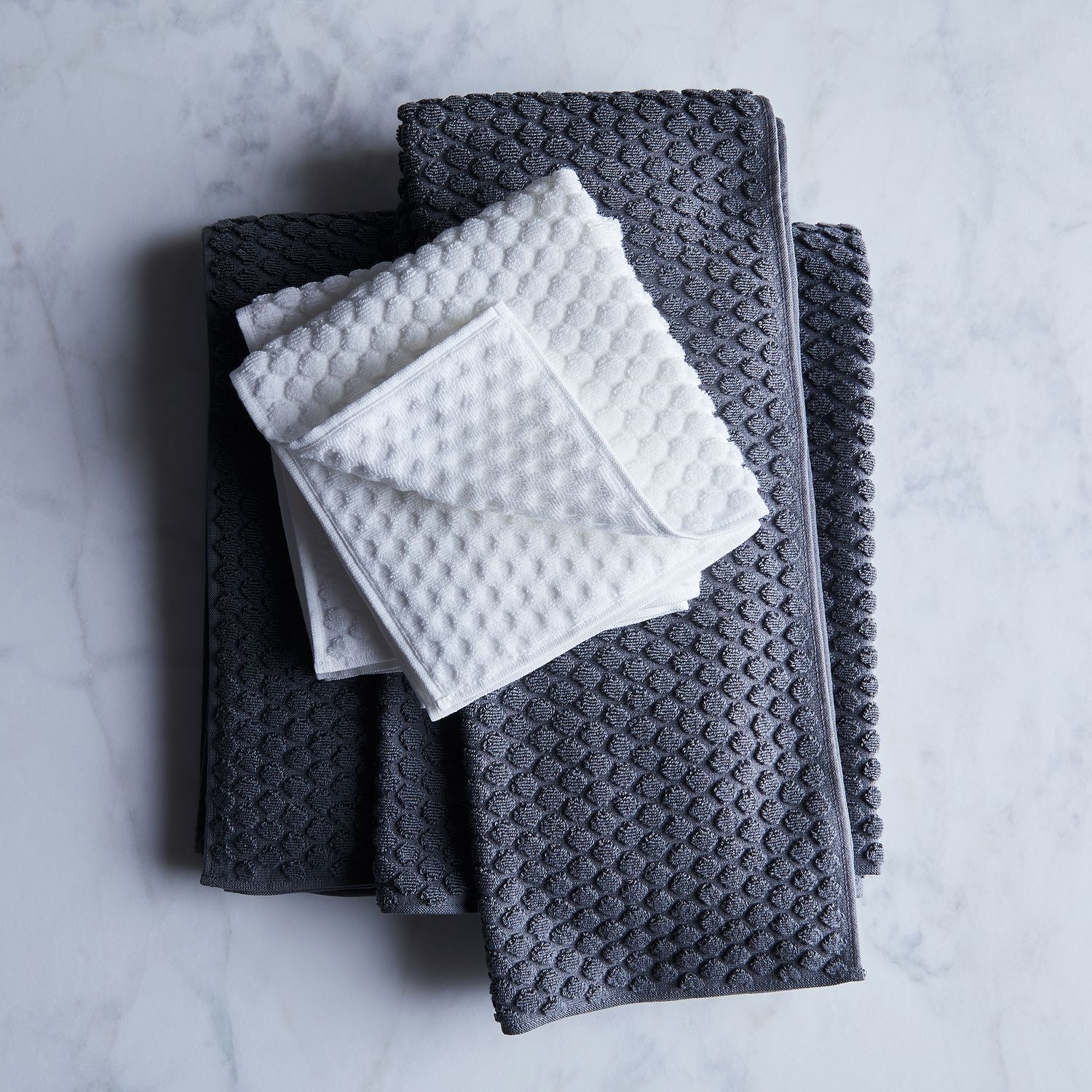 Puchi Puchi Japanese Textured Bath Towels On Food52