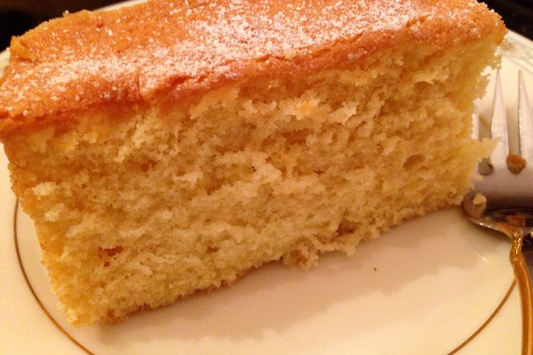 Food52 Butter Cake
