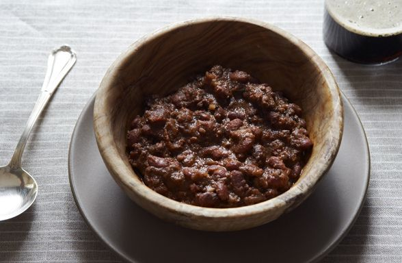 Community chili picks at Food 52