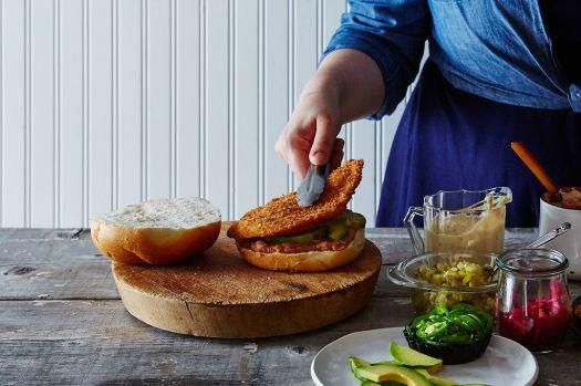 Best Torta Recipe - How to Make a Mexican Torta Sandwich 6