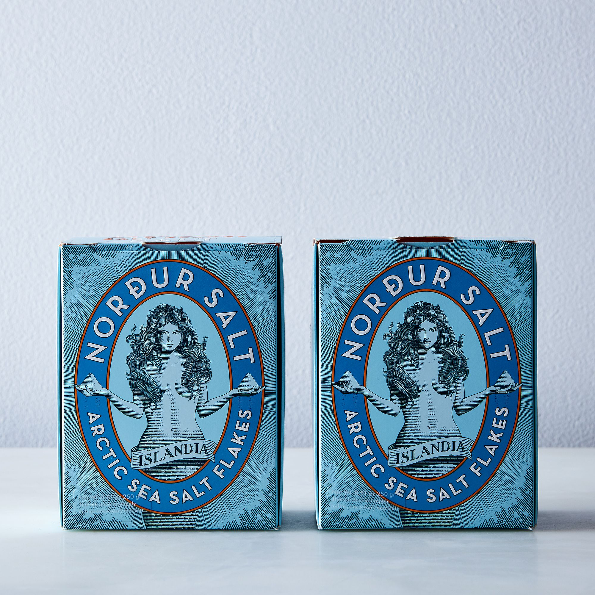 Nordur Icelandic Sea Salt (2-Pack)
