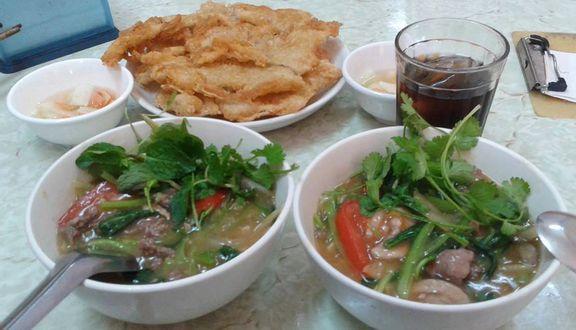 Phở Chiên Giòn 206 - Khâm Thiên ở Quận Đống Đa, Hà Nội | Album thực đơn |  Phở Chiên Giòn 206 - Khâm Thiên | Foody.vn