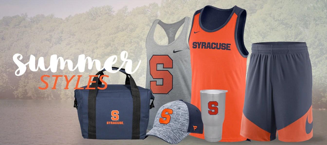 Syracuse University Bookstore Merchandise