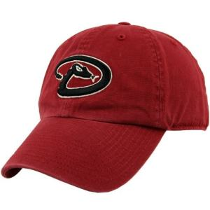 '47 Brand Arizona Diamondbacks Red Franchise Fitted Hat
