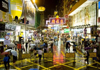 5. Hong Kong, Hong Kong