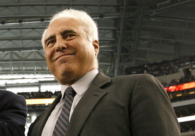 Philadelphia Eagles owner Jeffery Lurie