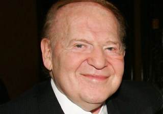 Sheldon Adelson Richest Businessman
