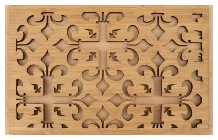 Panouri Decorative Perforate Sau Cu Intarsii