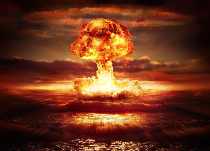 Image result for atom bomb