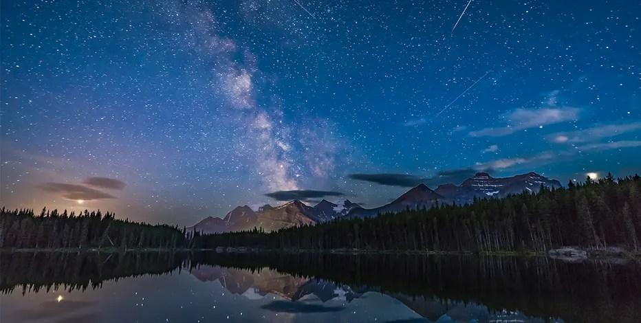 Jupiter, Saturn, moon will align in the night sky ...