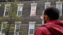 Tenants Behind on Rent in Pandemic Face Harassment, Eviction