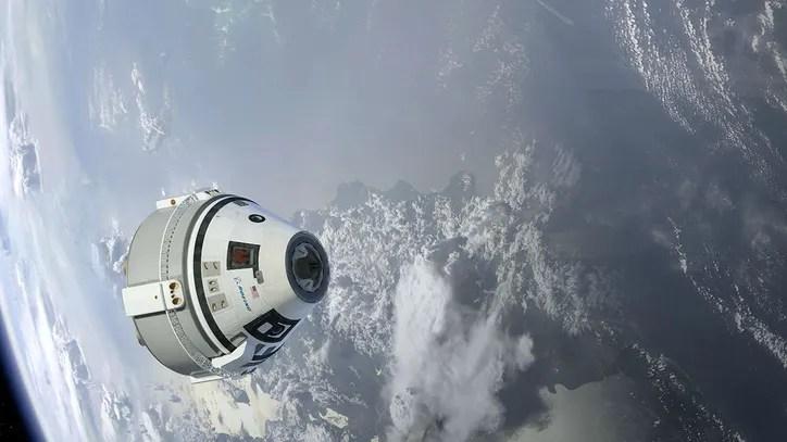 Boeing unveils new spacecraft Starliner FOX 7 Austin