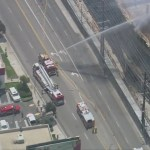 1 dead, 2 others injured in fire at construction site in West LA 💥😭😭💥